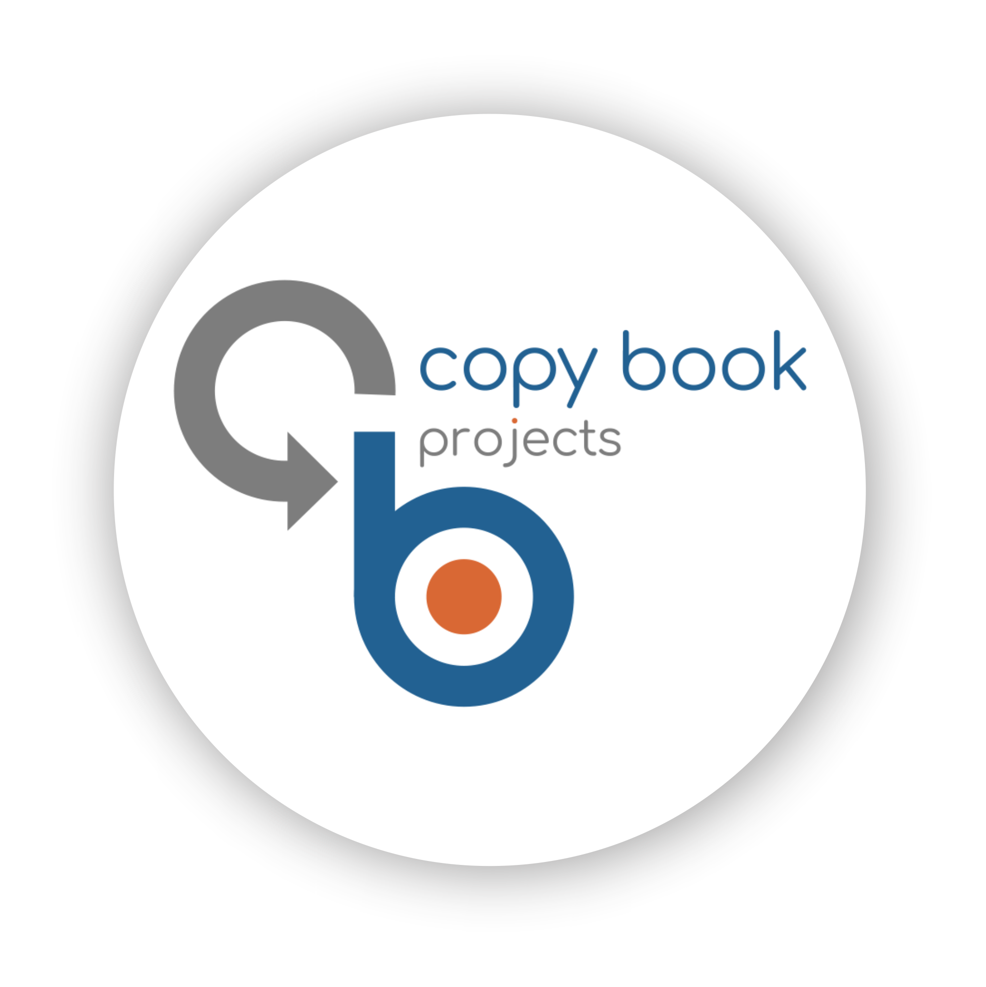 New Copy Book Logo