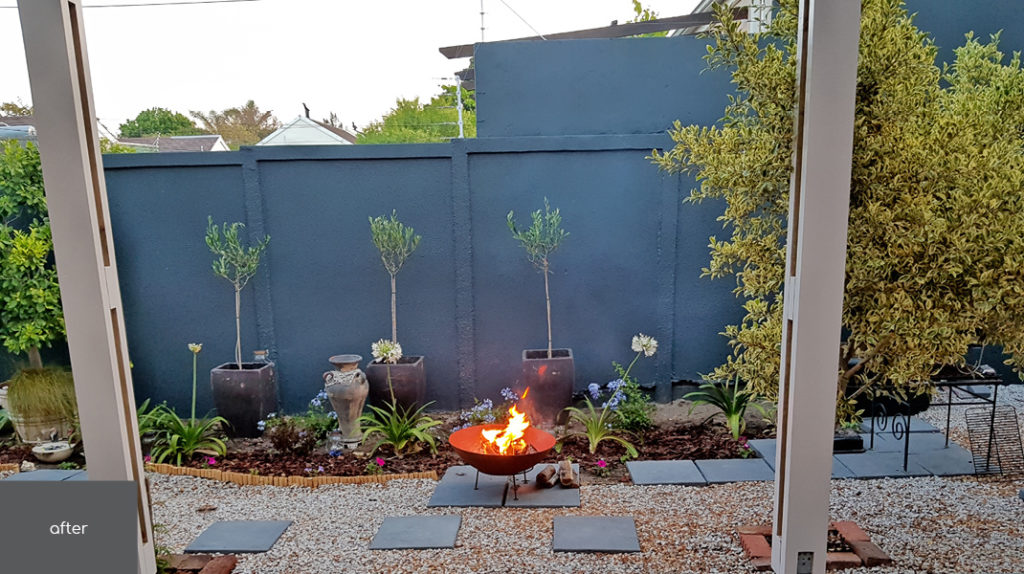 Project | No 45 Claremont Entertainment Area After