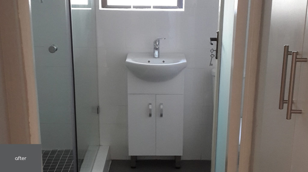 Project | Flat Dovale | Bathroom After