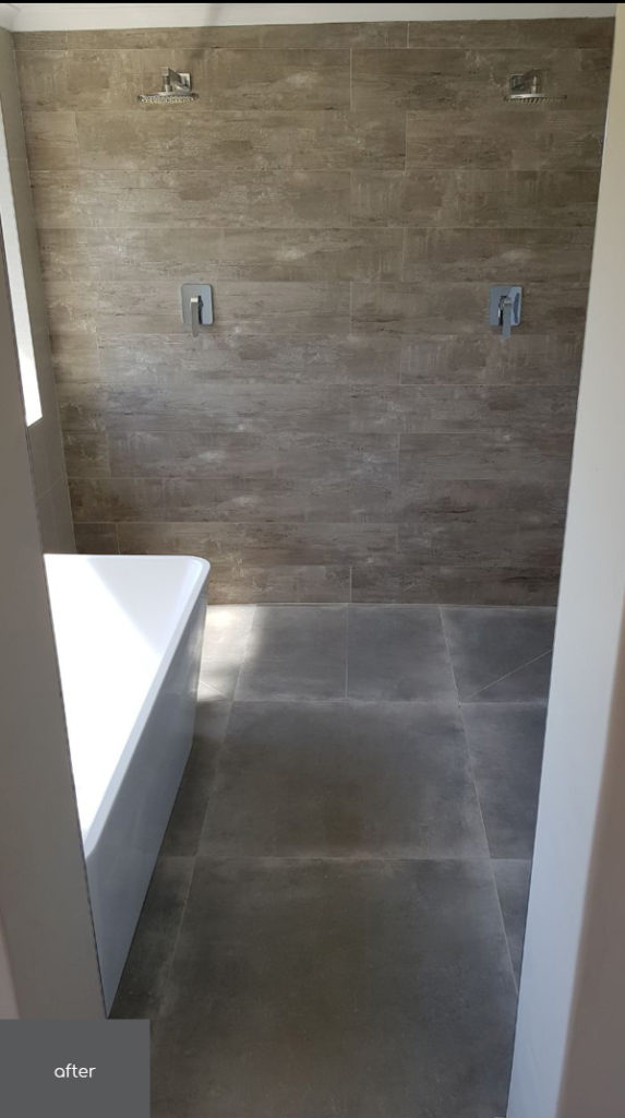 Project | House Cross Bathroom After